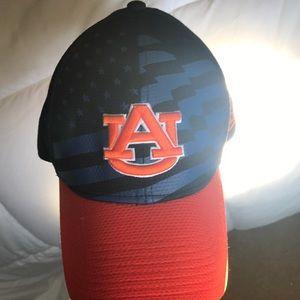 Auburn American Flag Hat